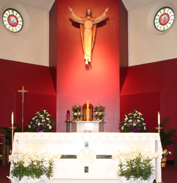 SSCMC Altar
